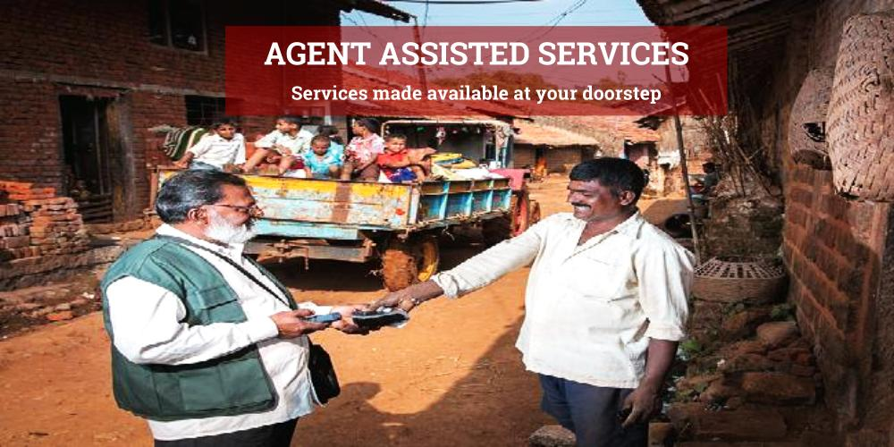 Agent Assisted Sales